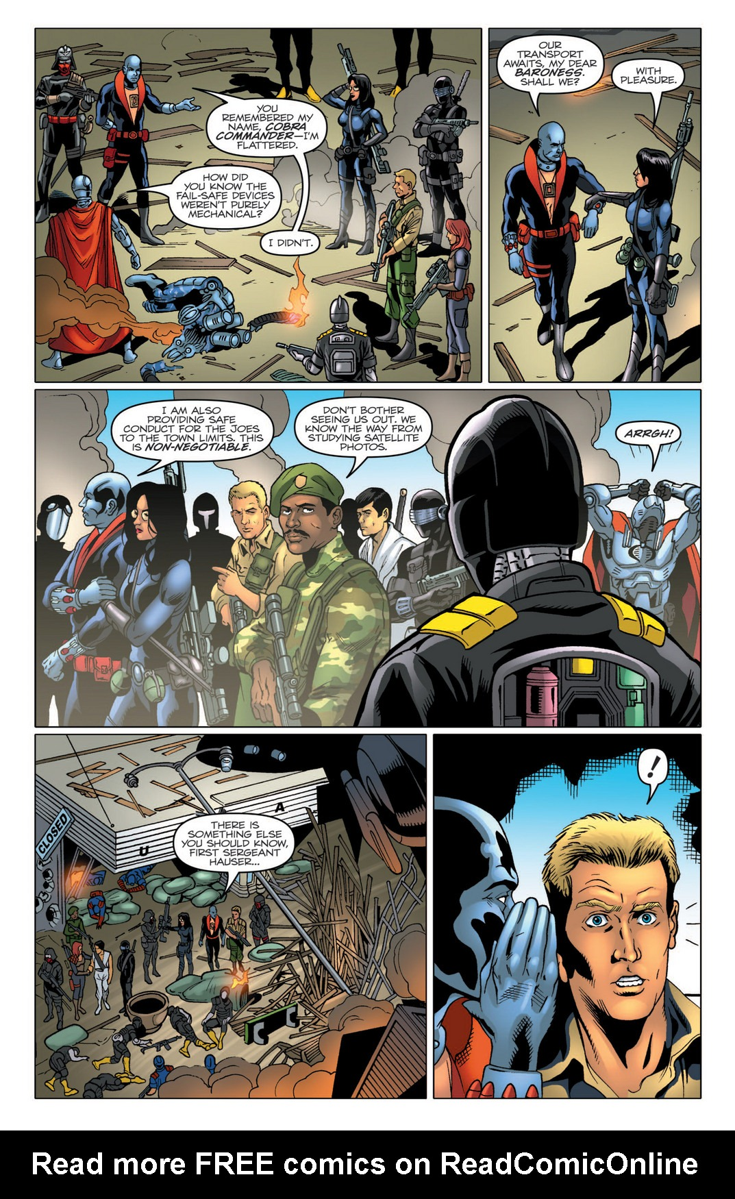 G.I. Joe: A Real American Hero 180 Page 5