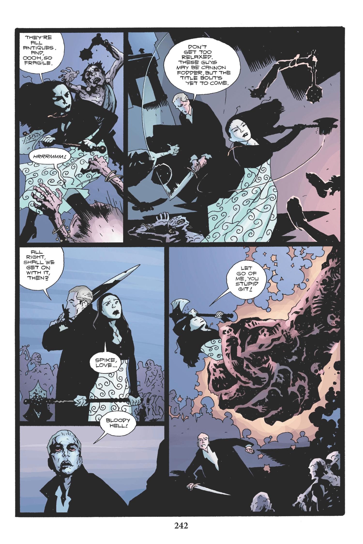 Read online Buffy the Vampire Slayer: Omnibus comic -  Issue # TPB 2 - 235