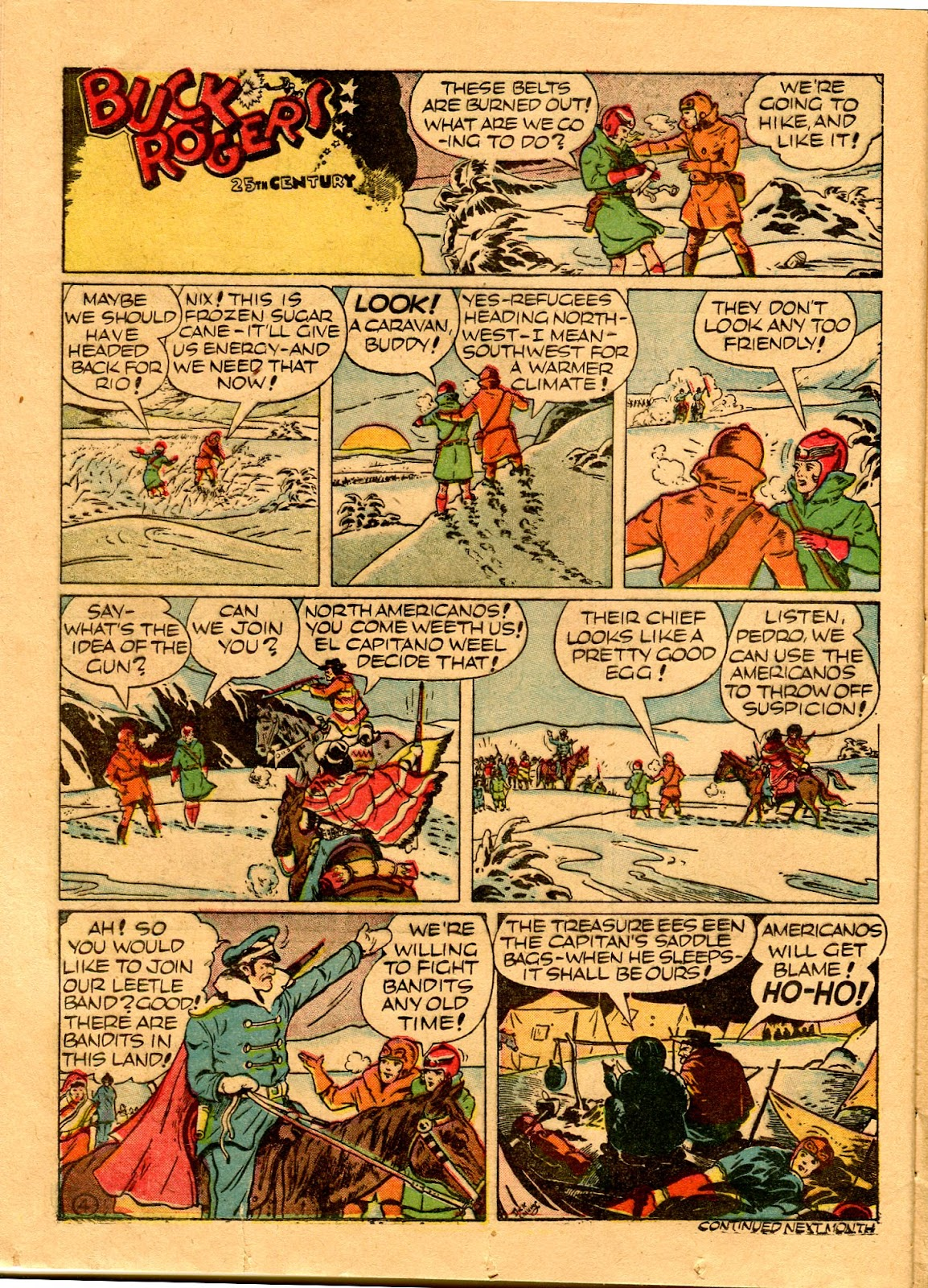 Read online Famous Funnies comic -  Issue #67 - 20