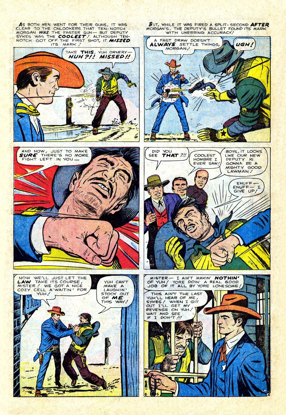 Gunsmoke Western issue 75 - Page 13