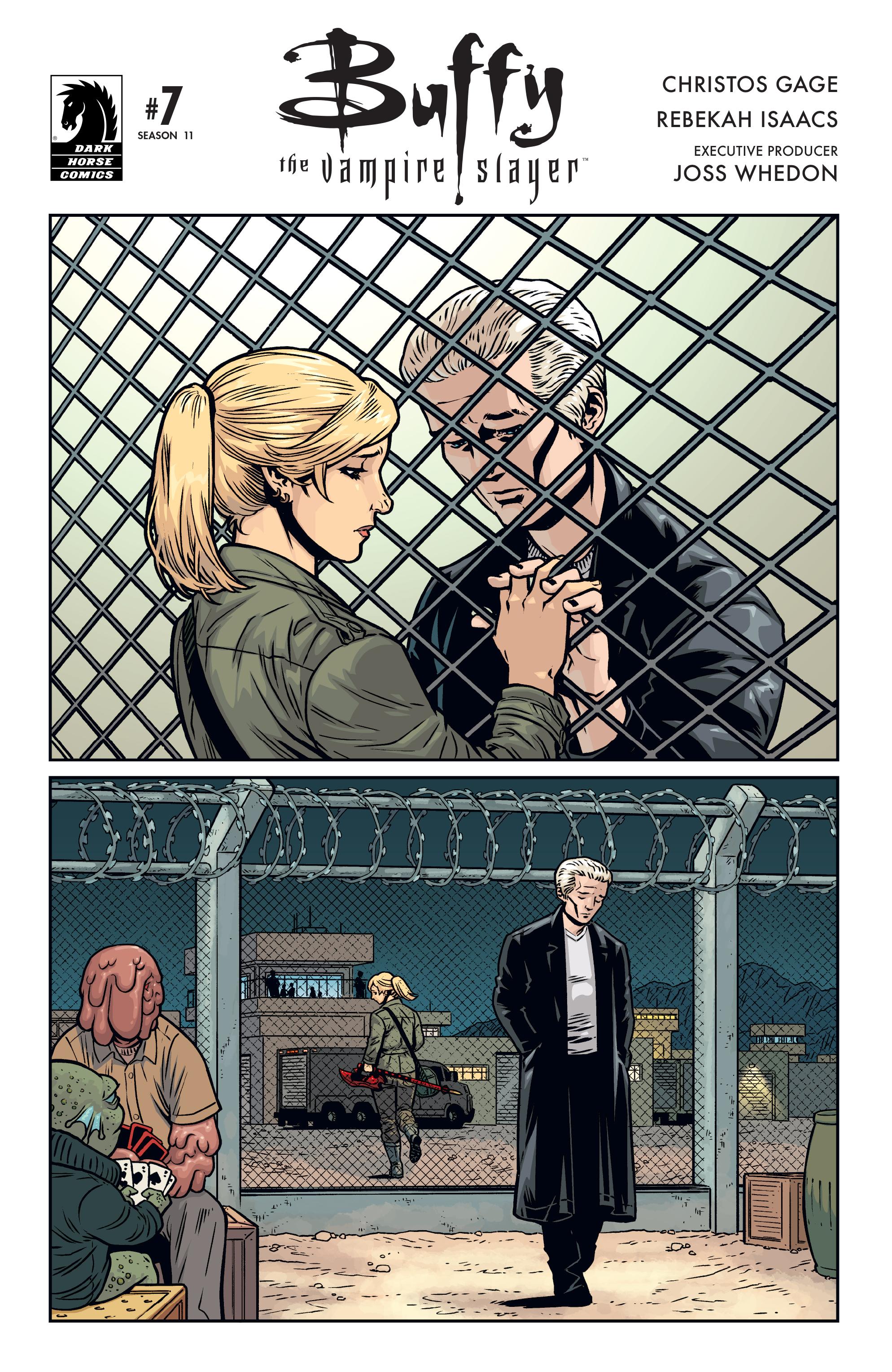 Read online Buffy the Vampire Slayer Season 11 comic -  Issue #7 - 2