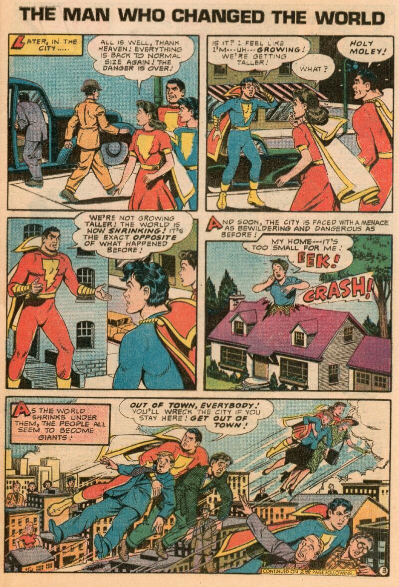 Read online Shazam! (1973) comic -  Issue #7 - 19