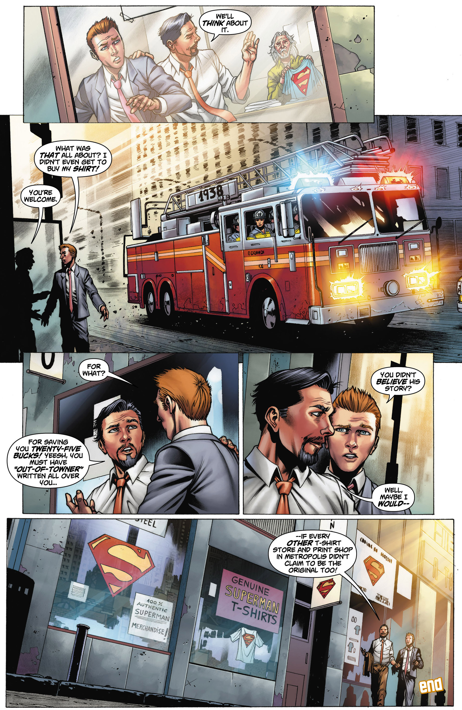 Read online Action Comics (2011) comic -  Issue #11 - 28