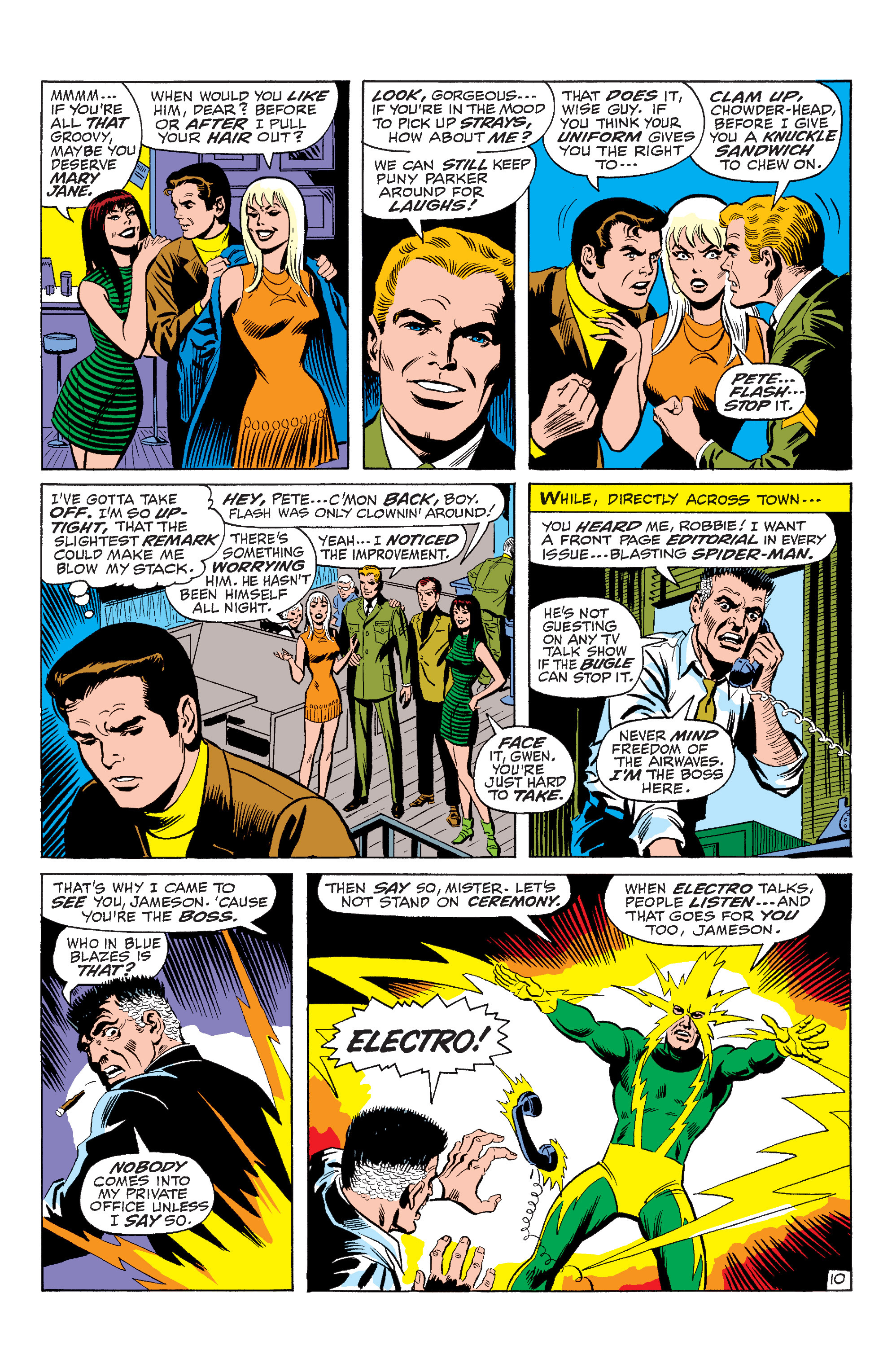 The Amazing Spider-Man (1963) 82 Page 10