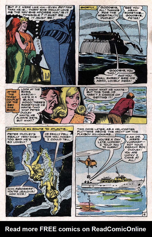 Read online Aquaman (1962) comic -  Issue #34 - 8