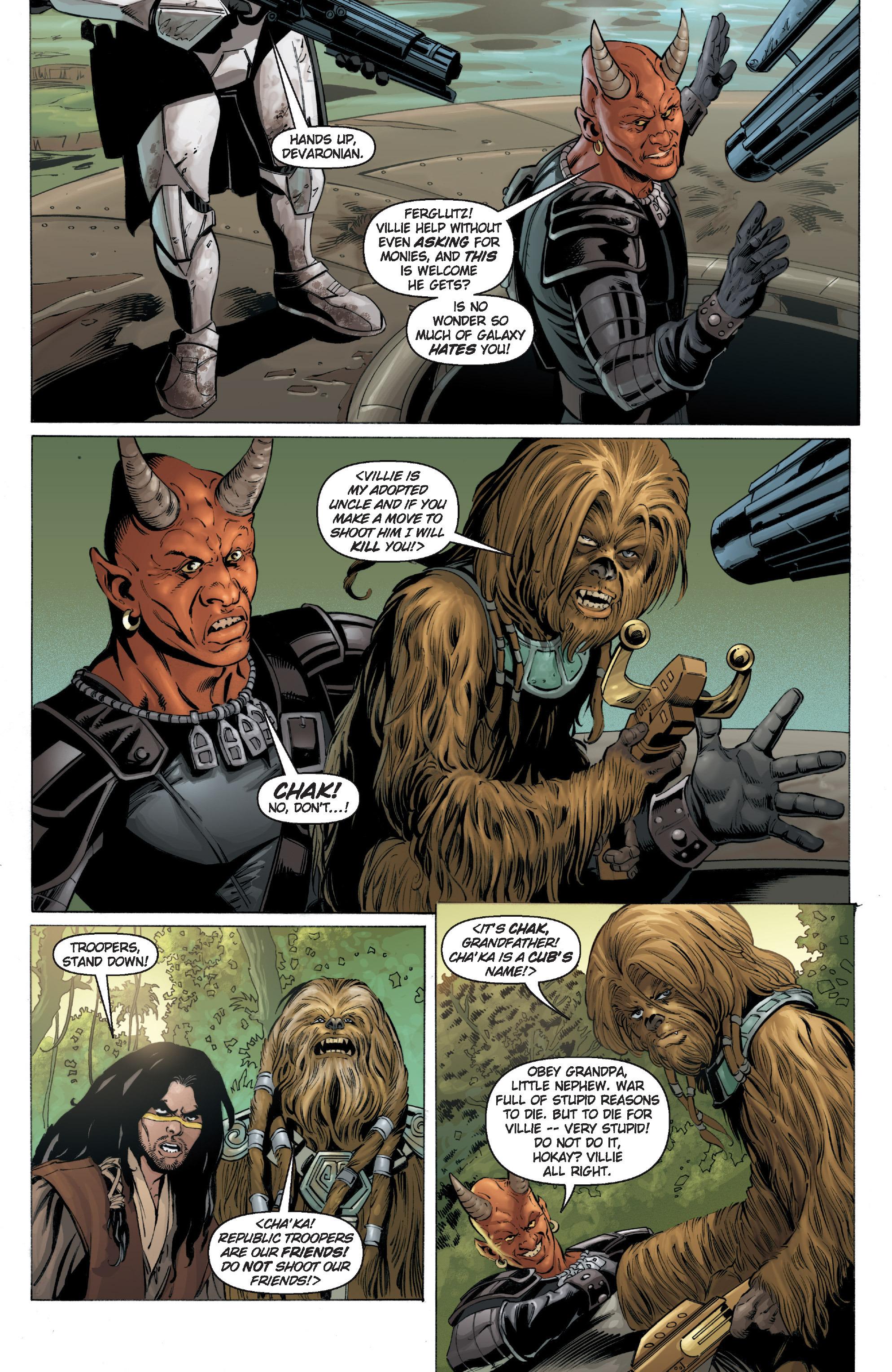 Read online Star Wars Omnibus comic -  Issue # Vol. 26 - 367