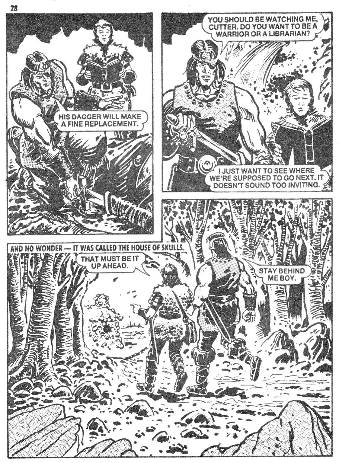 Starblazer issue 209 - Page 29