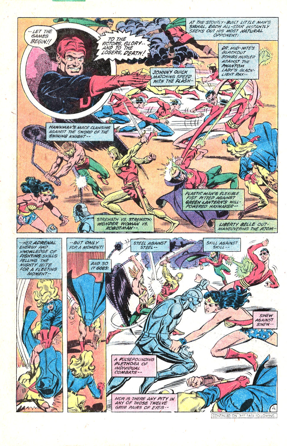 Read online All-Star Squadron comic -  Issue #14 - 5
