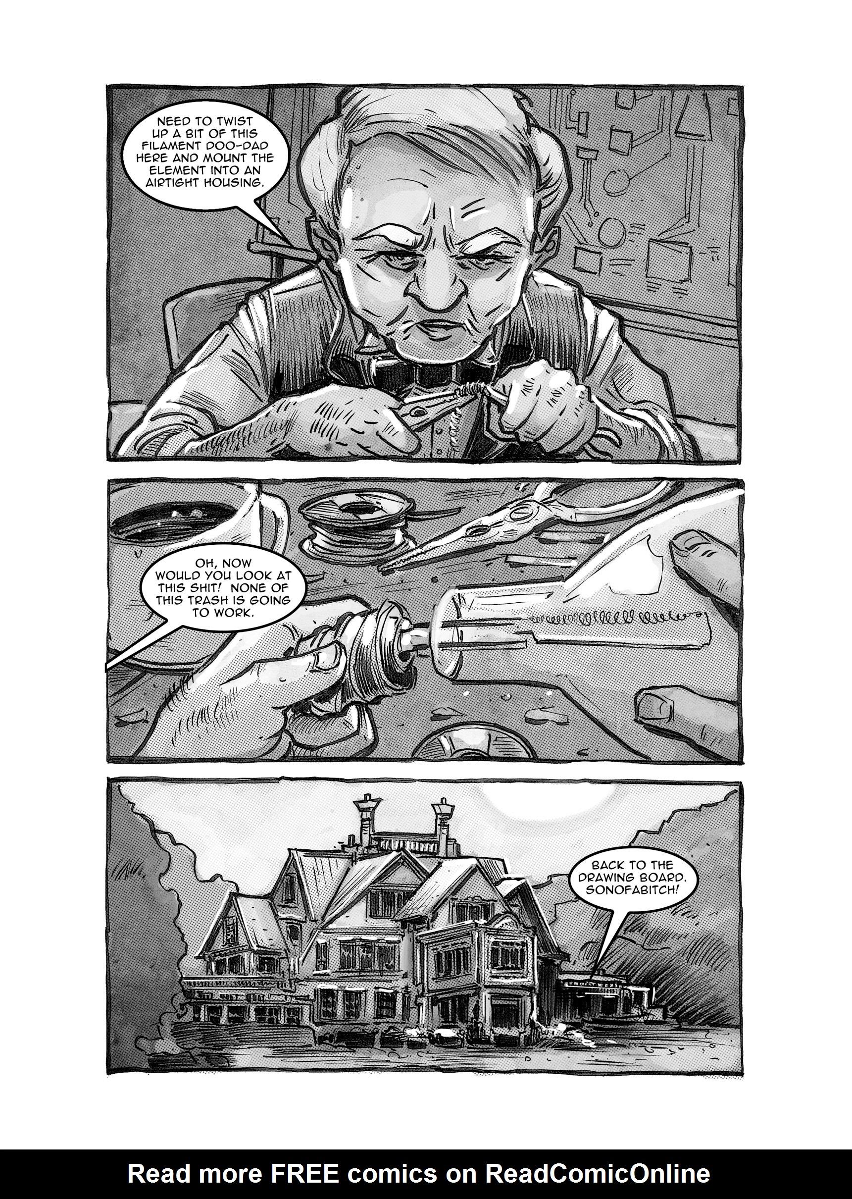 Read online FUBAR comic -  Issue #3 - 180