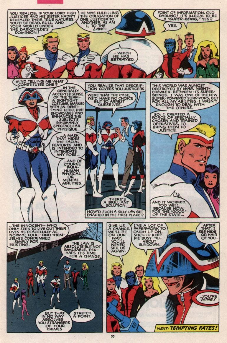 Excalibur (1988) issue 23 - Page 23