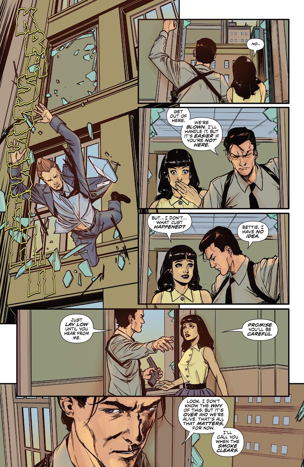 Read online Bettie Page: Unbound comic -  Issue #6 - 10