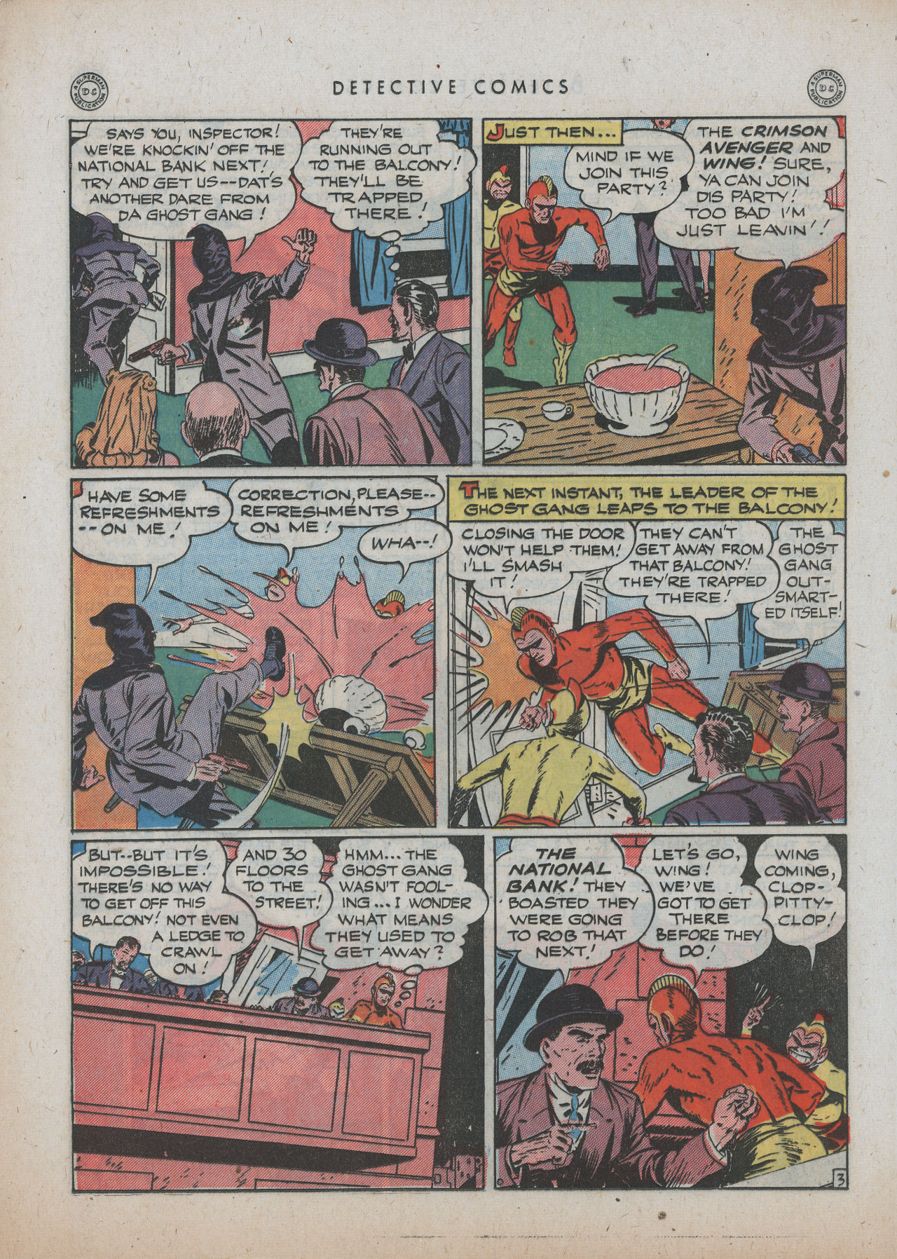 Read online Detective Comics (1937) comic -  Issue #89 - 30