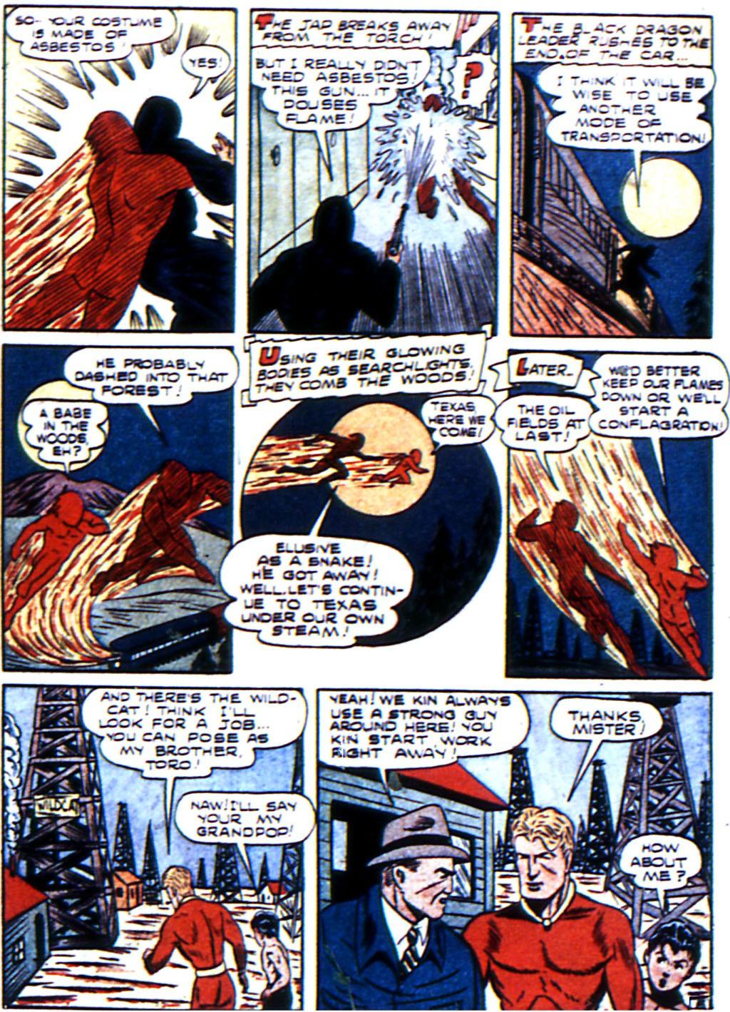 Read online All-Winners Comics comic -  Issue #3 - 8