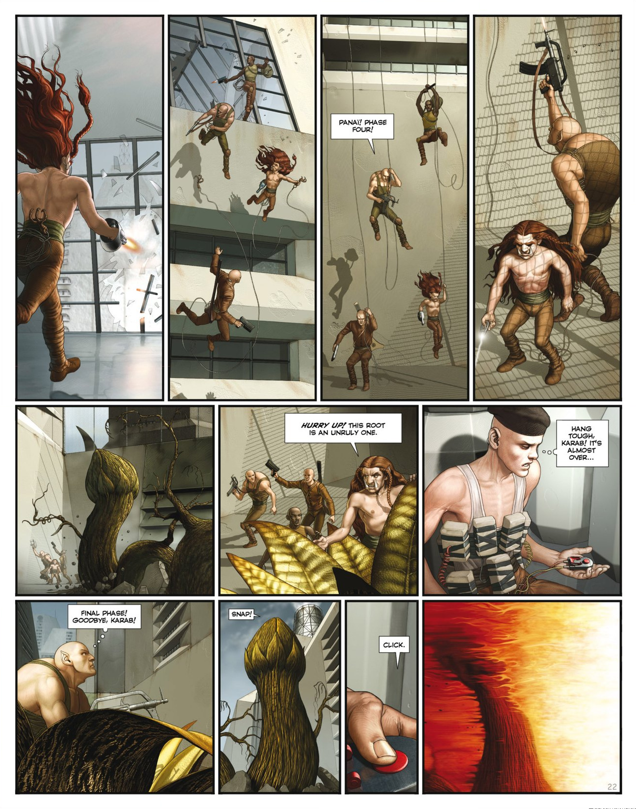 Read online Megalex (2014) comic -  Issue #2 - 24