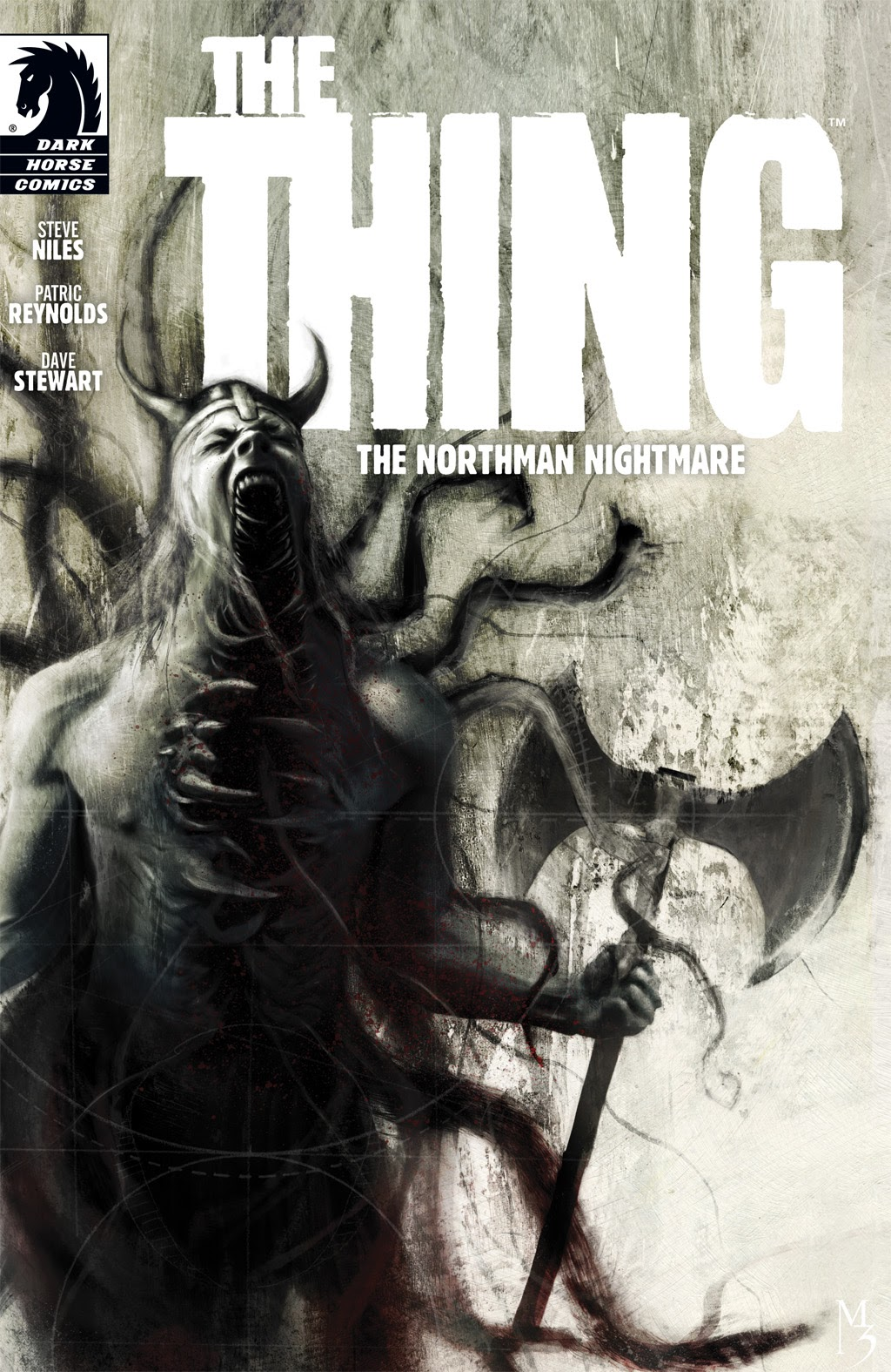 The Thing: The Northman Nightmare Full Page 1