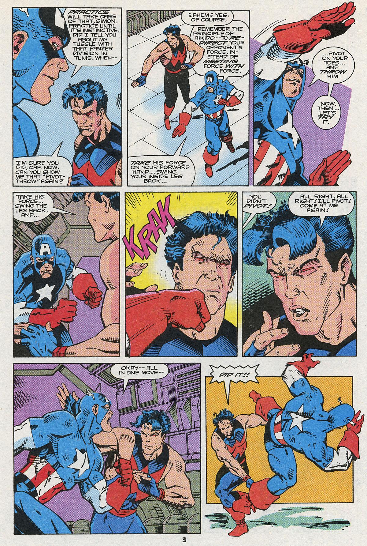Read online Wonder Man (1991) comic -  Issue #5 - 4