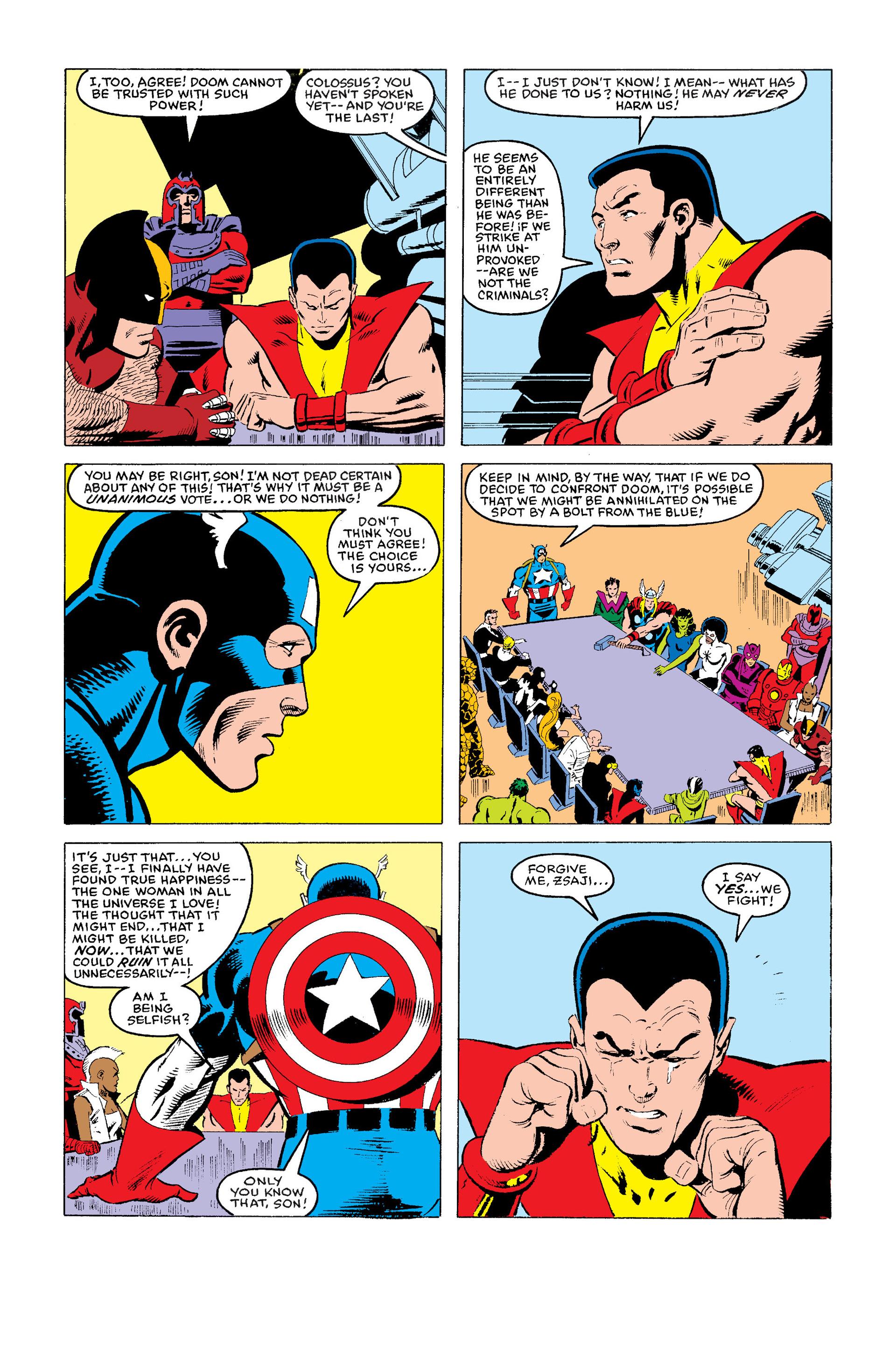 Read online Secret Wars (1985) comic -  Issue #11 - 26