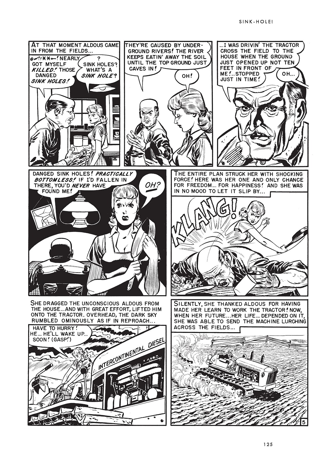Read online Voodoo Vengeance and Other Stories comic -  Issue # TPB (Part 2) - 43
