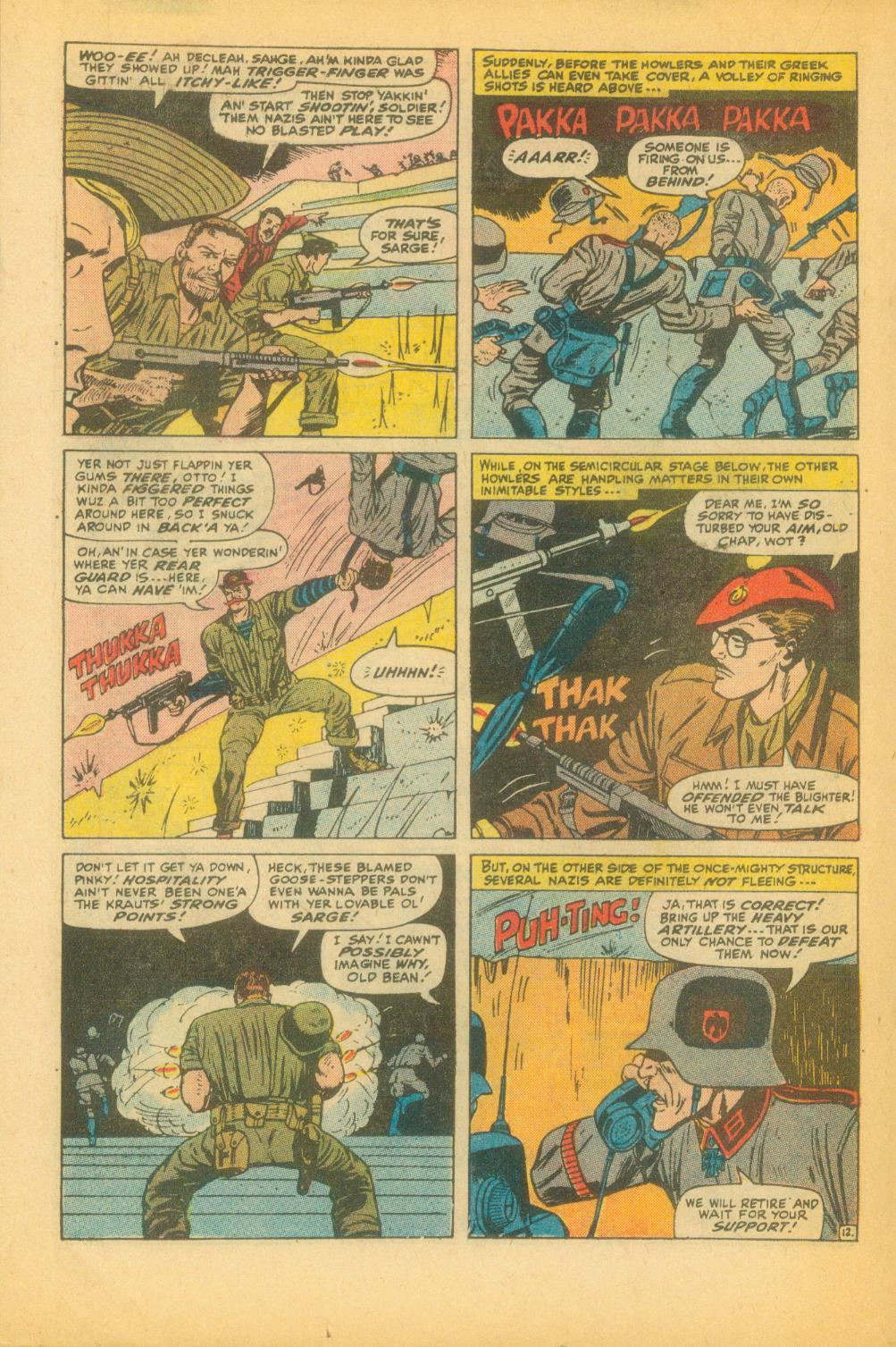 Read online Sgt. Fury comic -  Issue #99 - 18