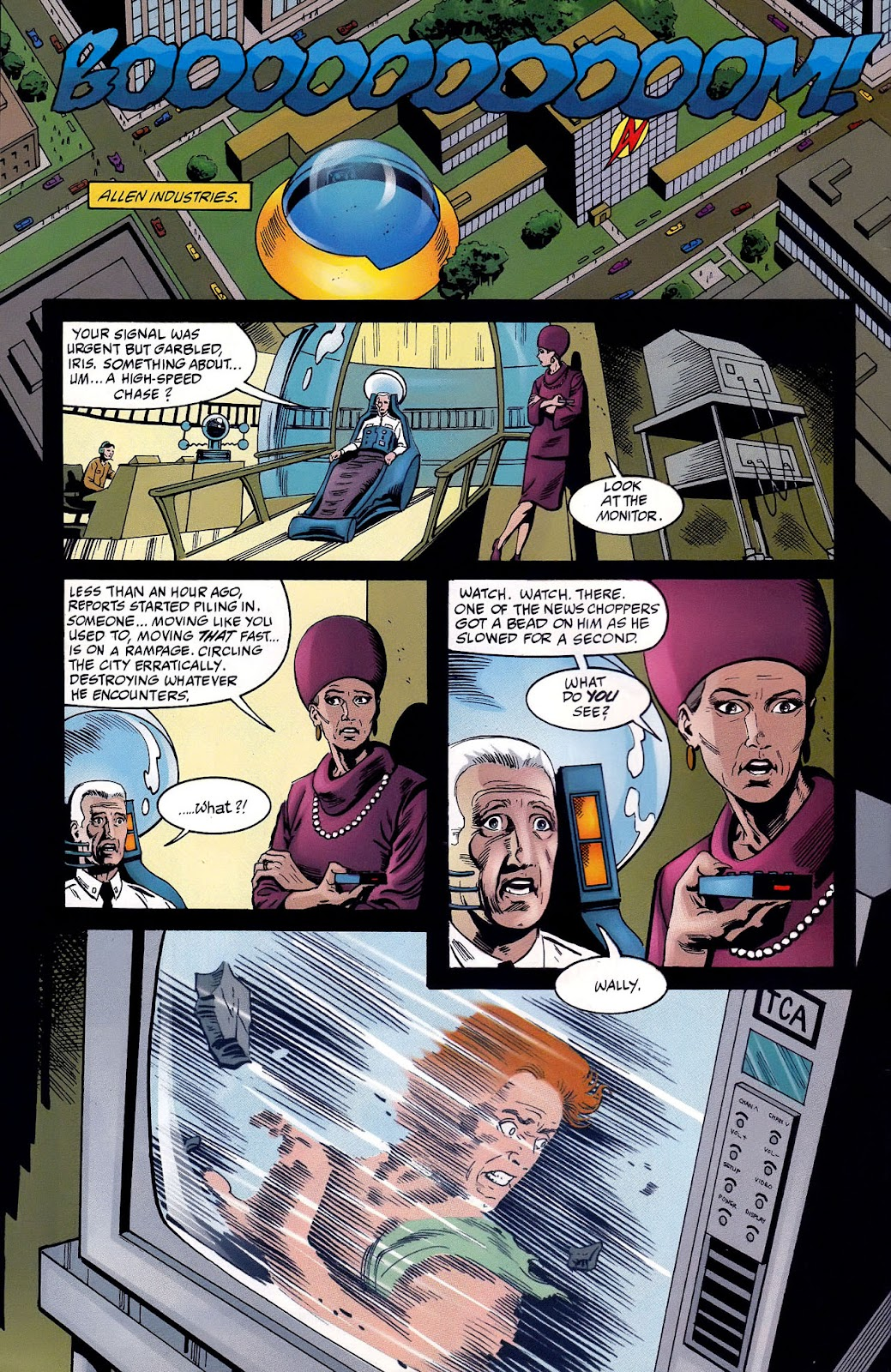 Read online Flashpoint (1999) comic -  Issue #2 - 24