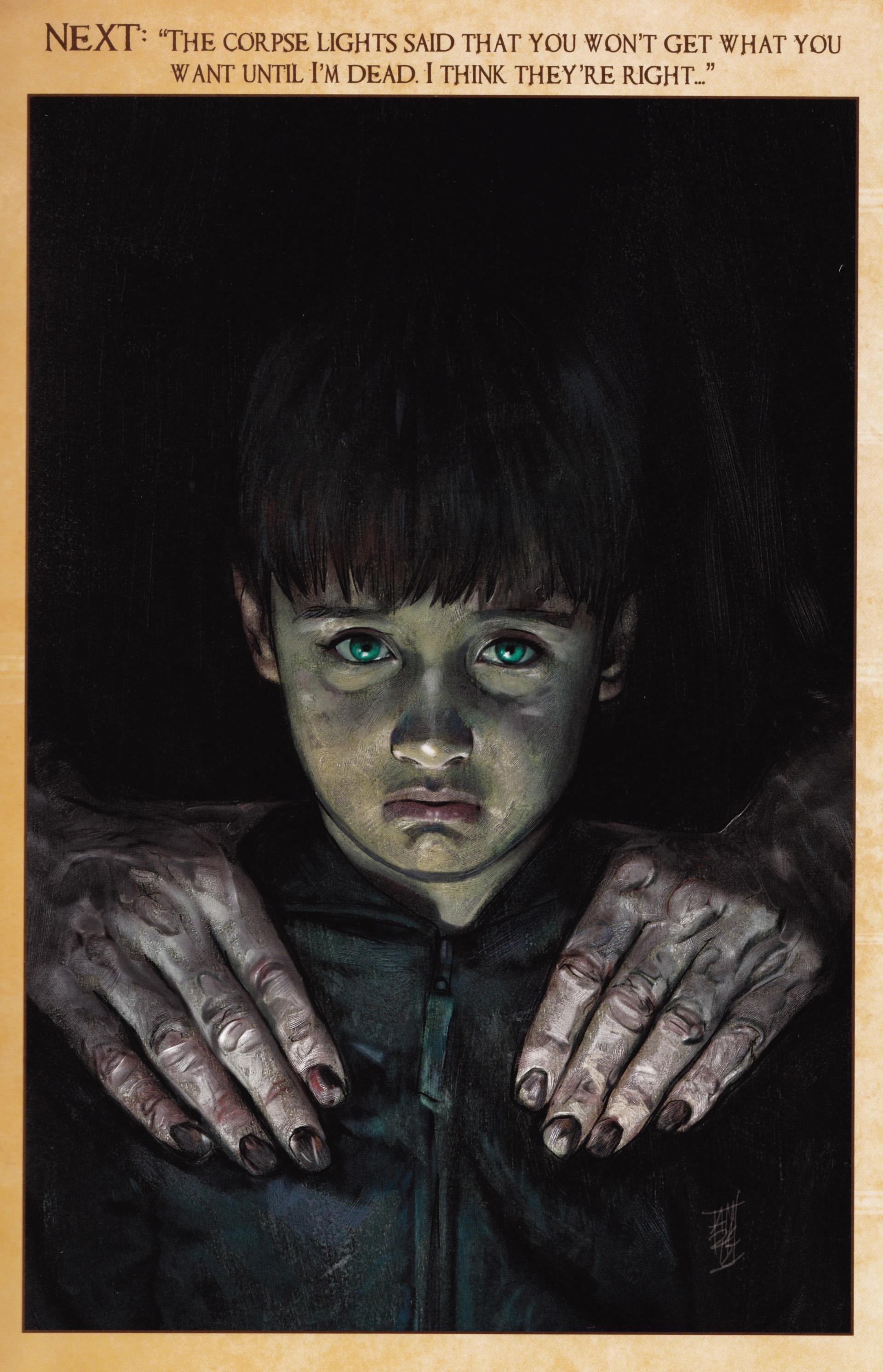 Read online Dark Tower: The Gunslinger - The Man in Black comic -  Issue #3 - 29