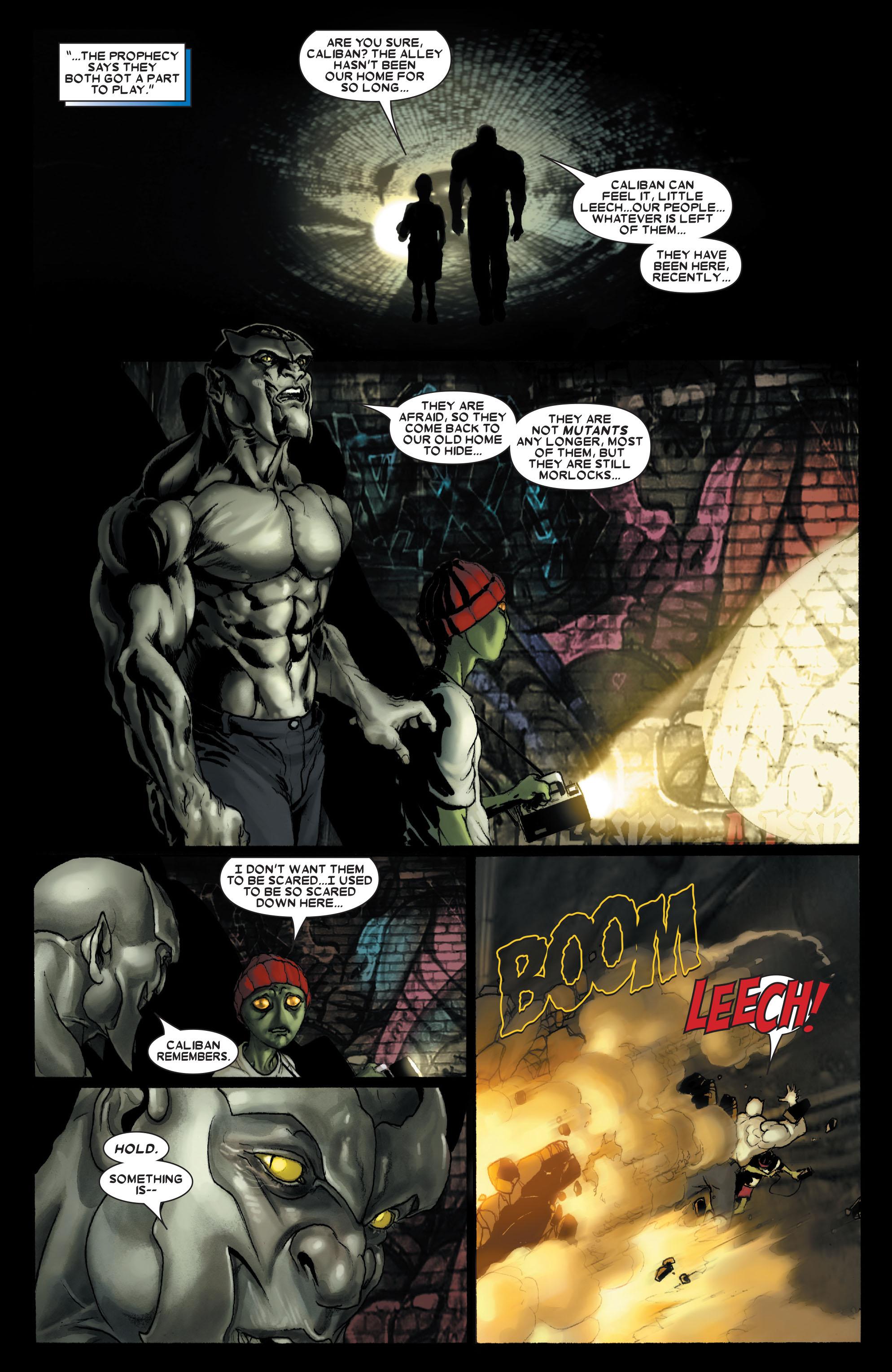 Read online Uncanny X-Men (1963) comic -  Issue #487 - 3