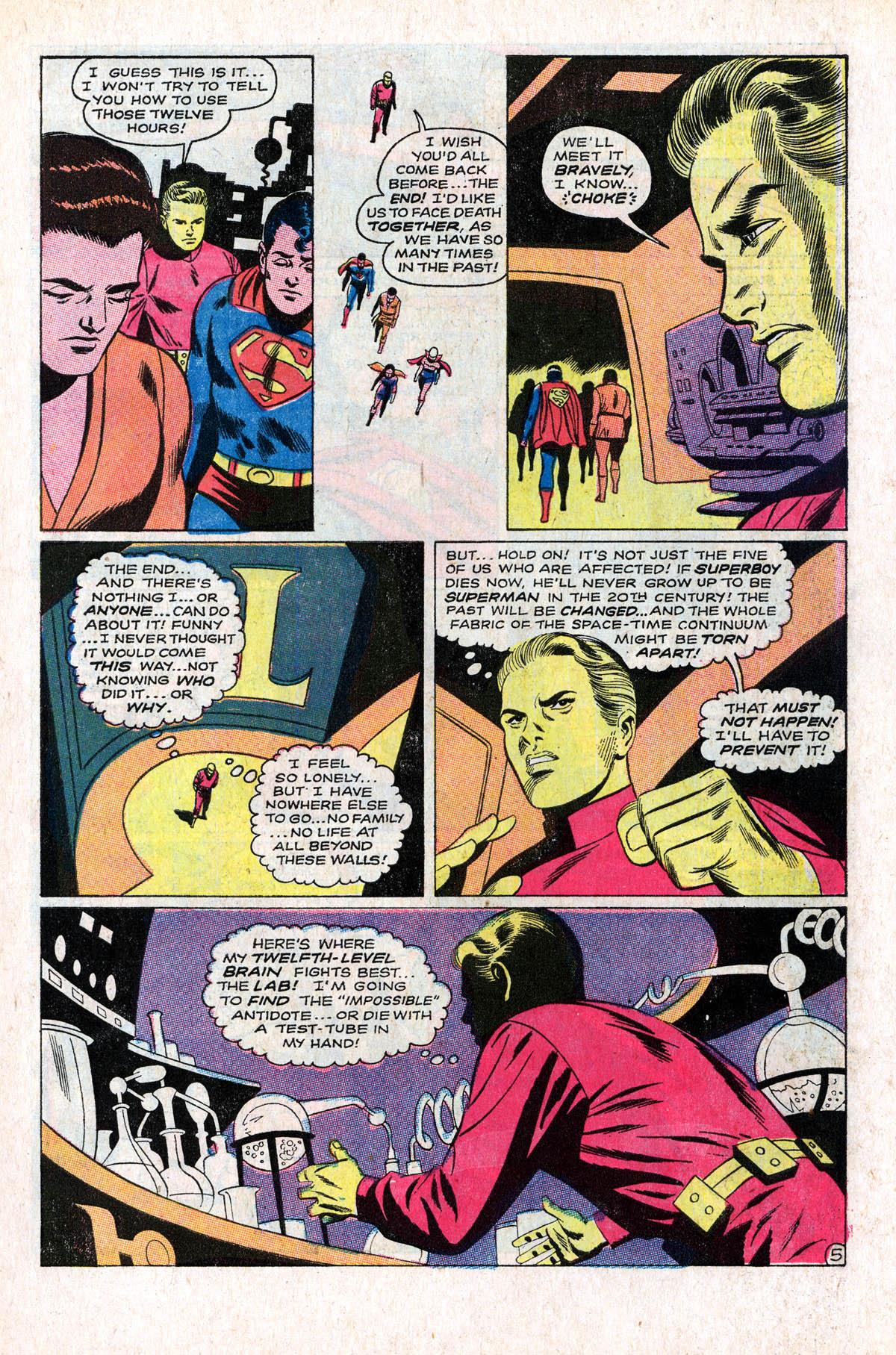 Read online Adventure Comics (1938) comic -  Issue #378 - 7