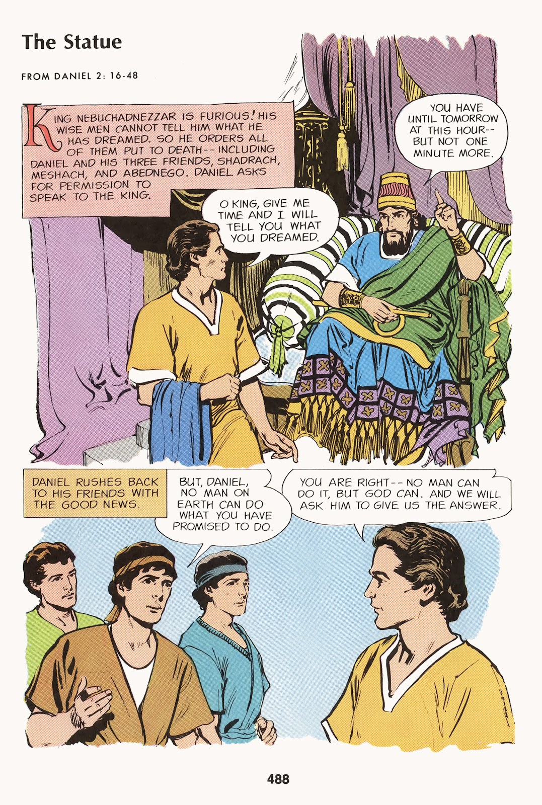 The Picture Bible issue TPB (Part 5) - Page 91