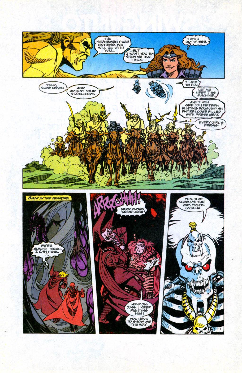 Skeleton Warriors Issue #3 #3 - English 19