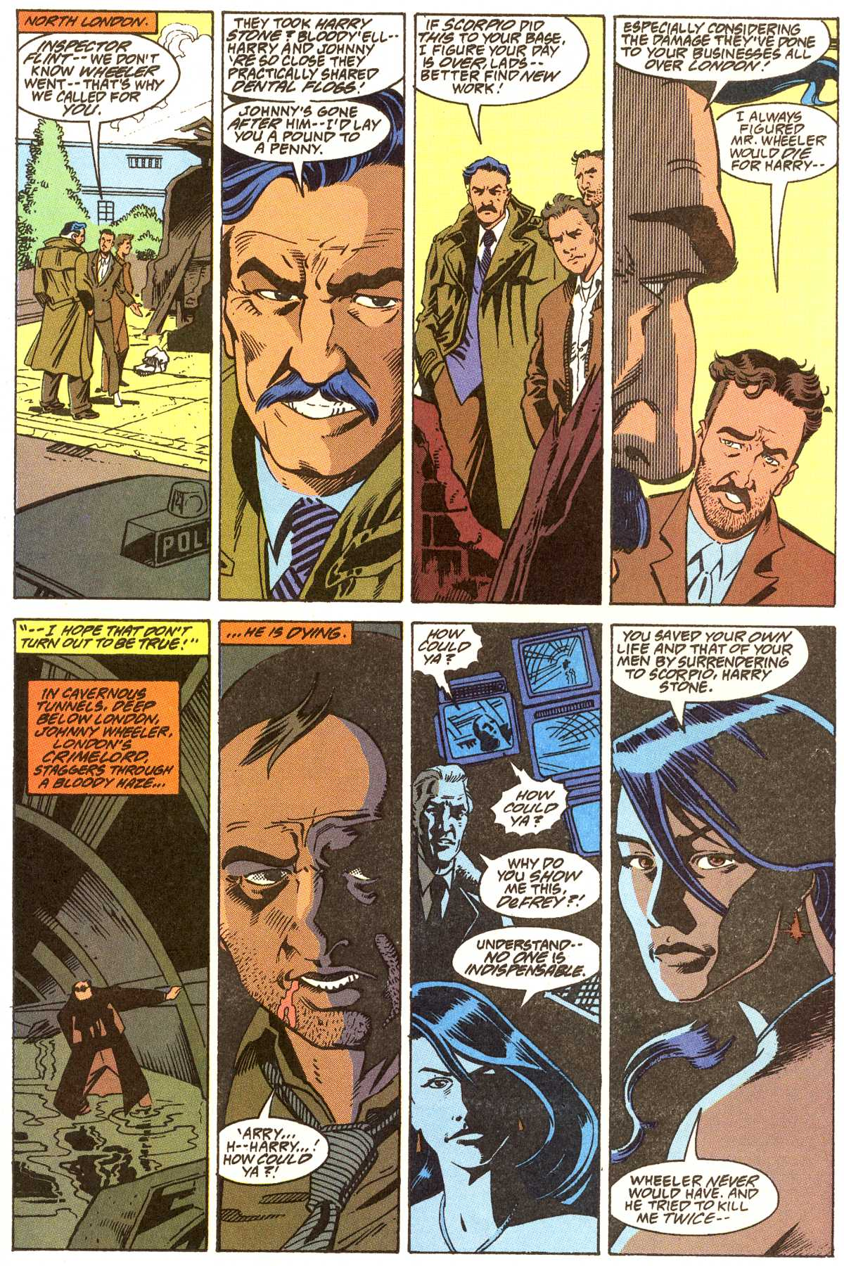 Read online Peter Cannon--Thunderbolt (1992) comic -  Issue #12 - 6