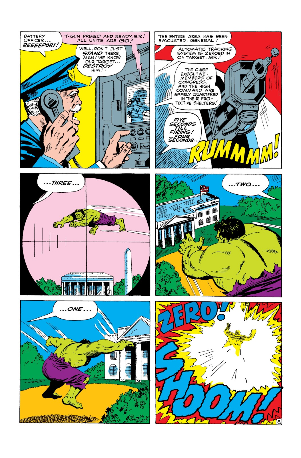 Read online Marvel Masterworks: The Incredible Hulk comic -  Issue # TPB 2 (Part 2) - 97
