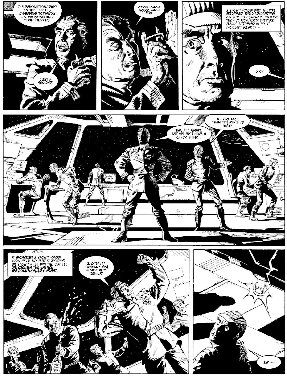 Judge Dredd Megazine (Vol. 5) issue 427 - Page 117