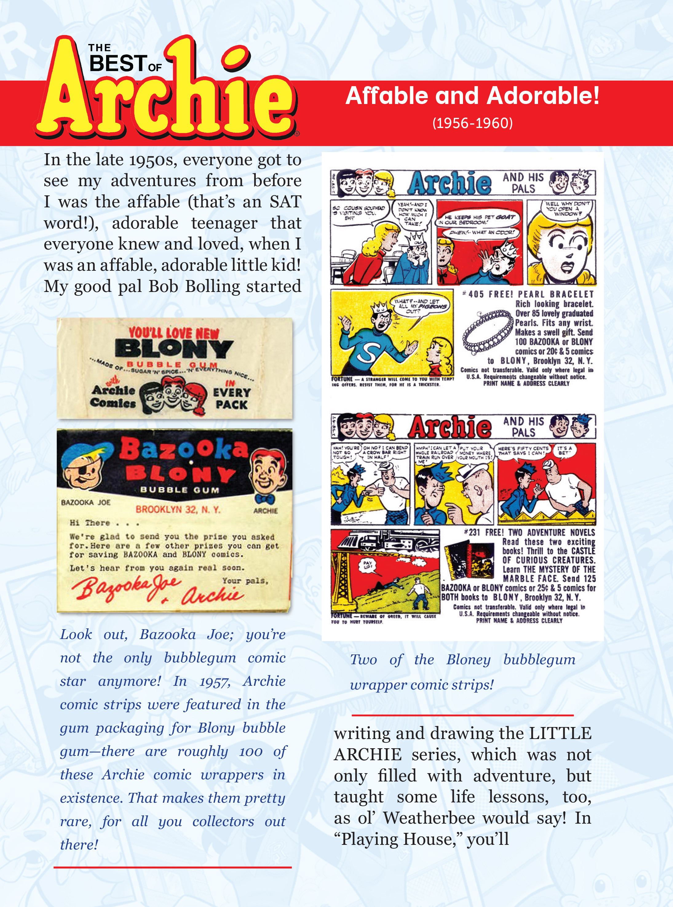 Read online Archie 75th Anniversary Digest comic -  Issue #3 - 57