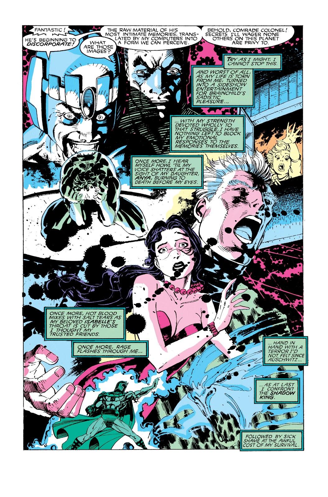 Uncanny X-Men (1963) issue 275 - Page 23