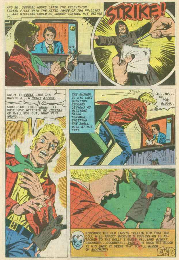 Read online Beyond the Grave (1983) comic -  Issue #10 - 18
