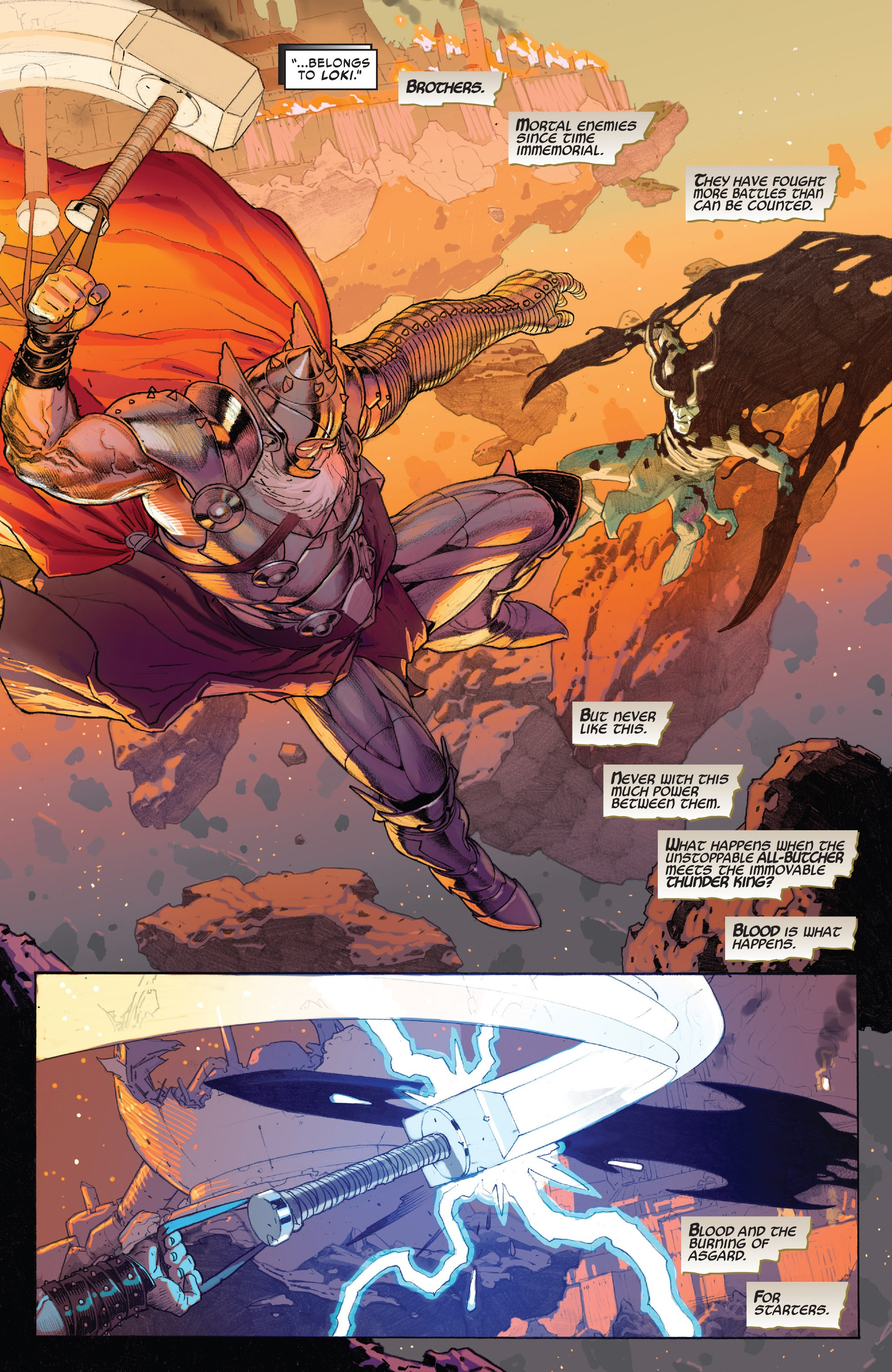 Read online King Thor comic -  Issue #1 - 8