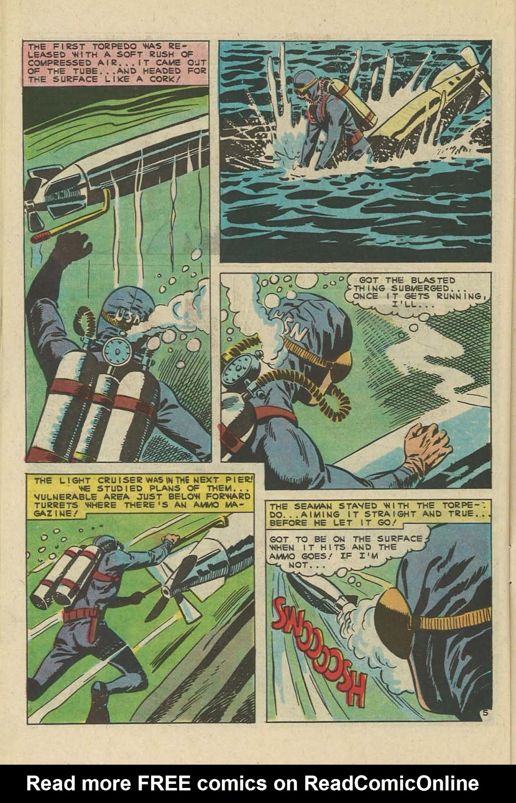 Read online Fightin' Navy comic -  Issue #131 - 28