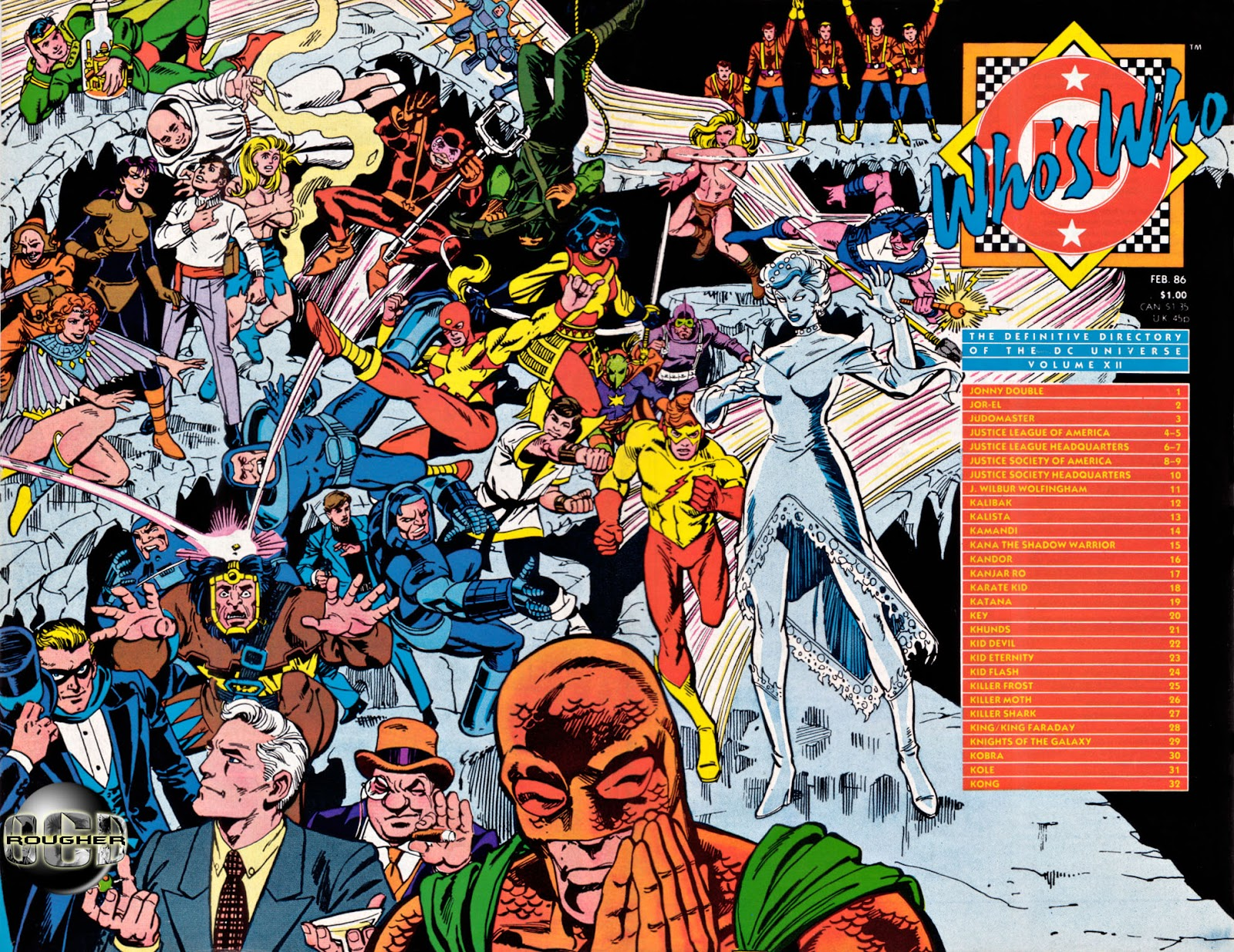 Whos Who: The Definitive Directory of the DC Universe 12 Page 1