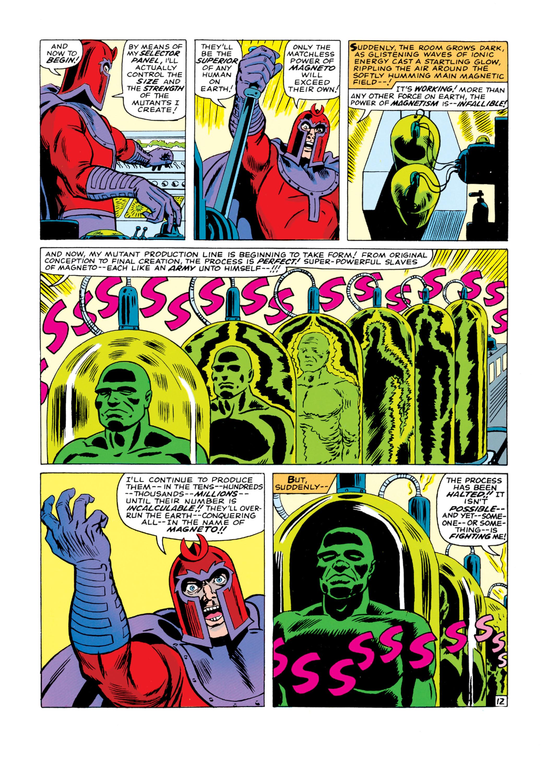 Read online Uncanny X-Men (1963) comic -  Issue #18 - 13