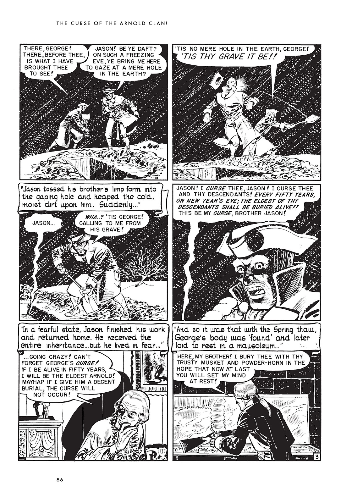 Read online Voodoo Vengeance and Other Stories comic -  Issue # TPB (Part 2) - 4