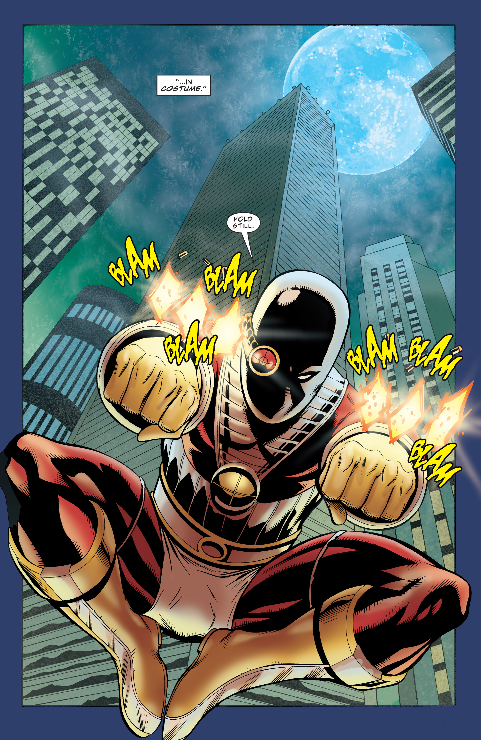 Read online Batman: The Widening Gyre comic -  Issue #6 - 27
