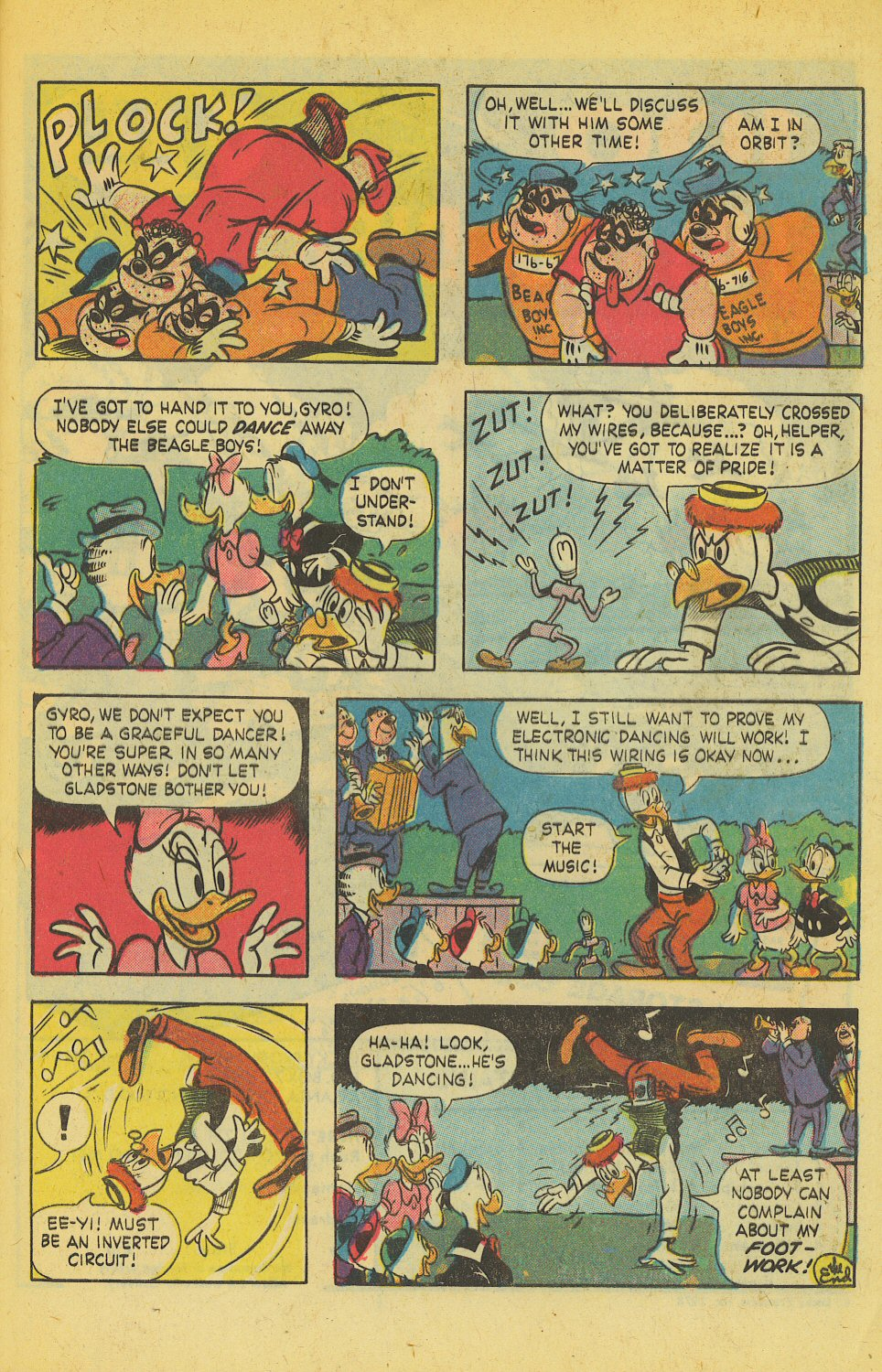 Read online Uncle Scrooge (1953) comic -  Issue #159 - 33