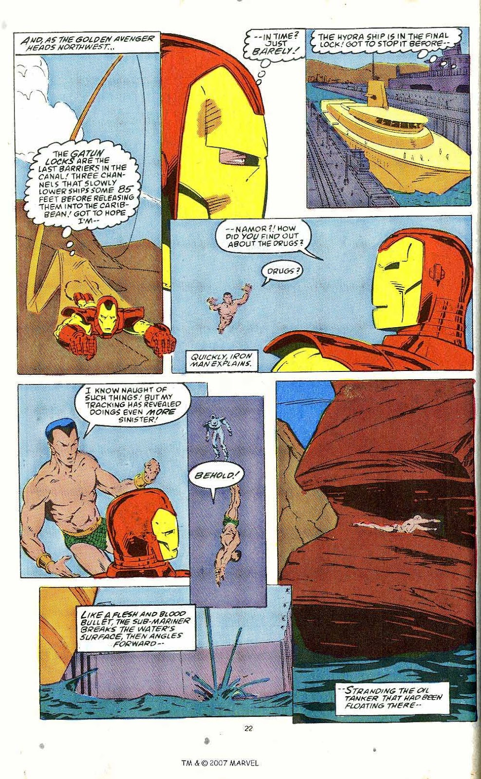 Iron Man Annual issue 10 - Page 24