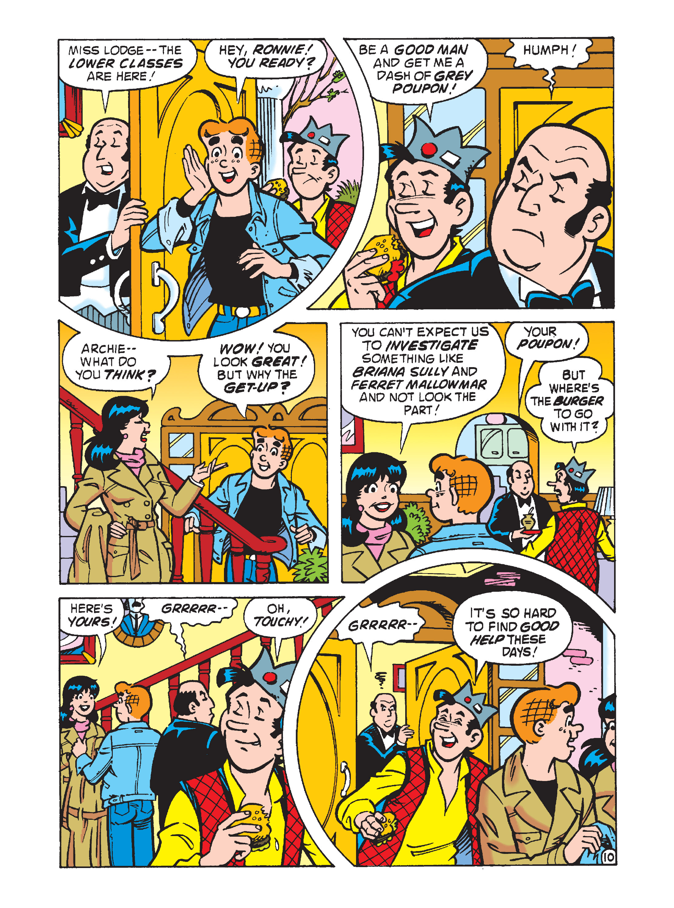 Read online Archie 1000 Page Comics Bonanza comic -  Issue #2 (Part 1) - 11