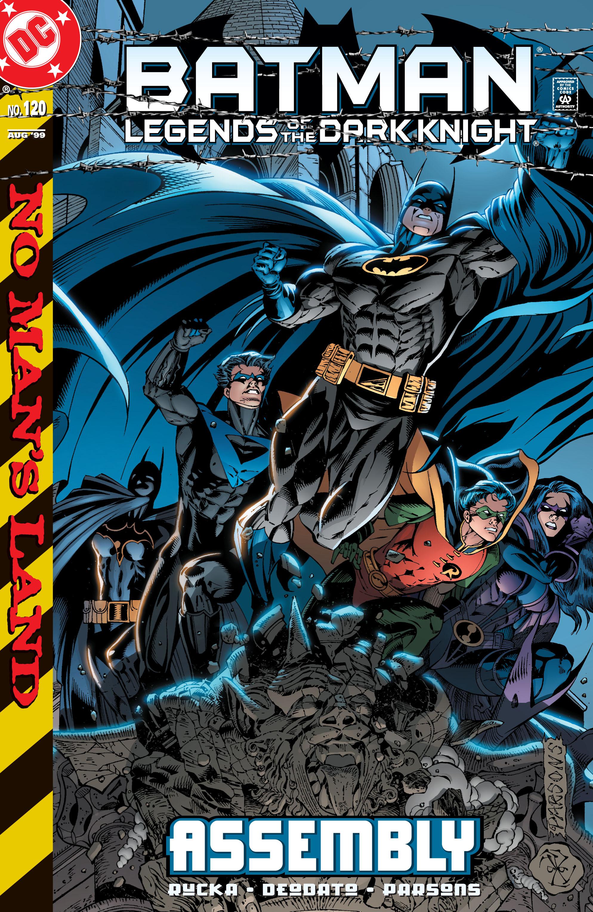 Batman: Legends of the Dark Knight 120 Page 1