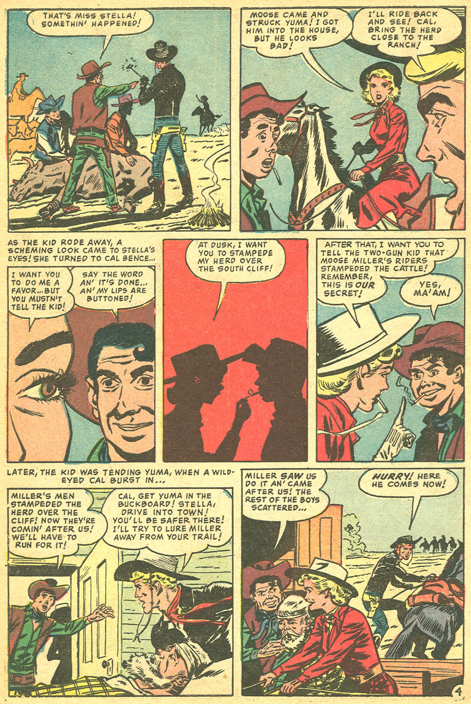Read online Two-Gun Kid comic -  Issue #34 - 6