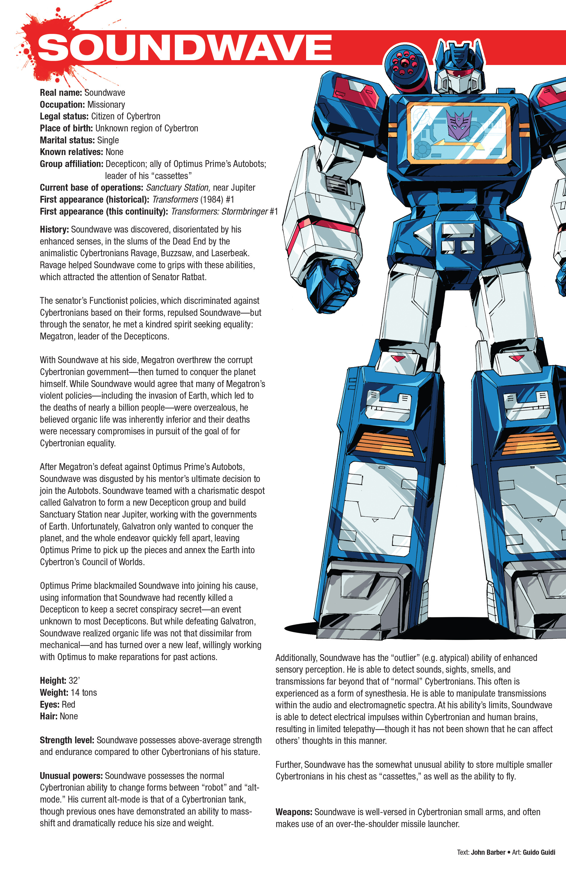 Read online Transformers Annual comic -  Issue # Full - 46