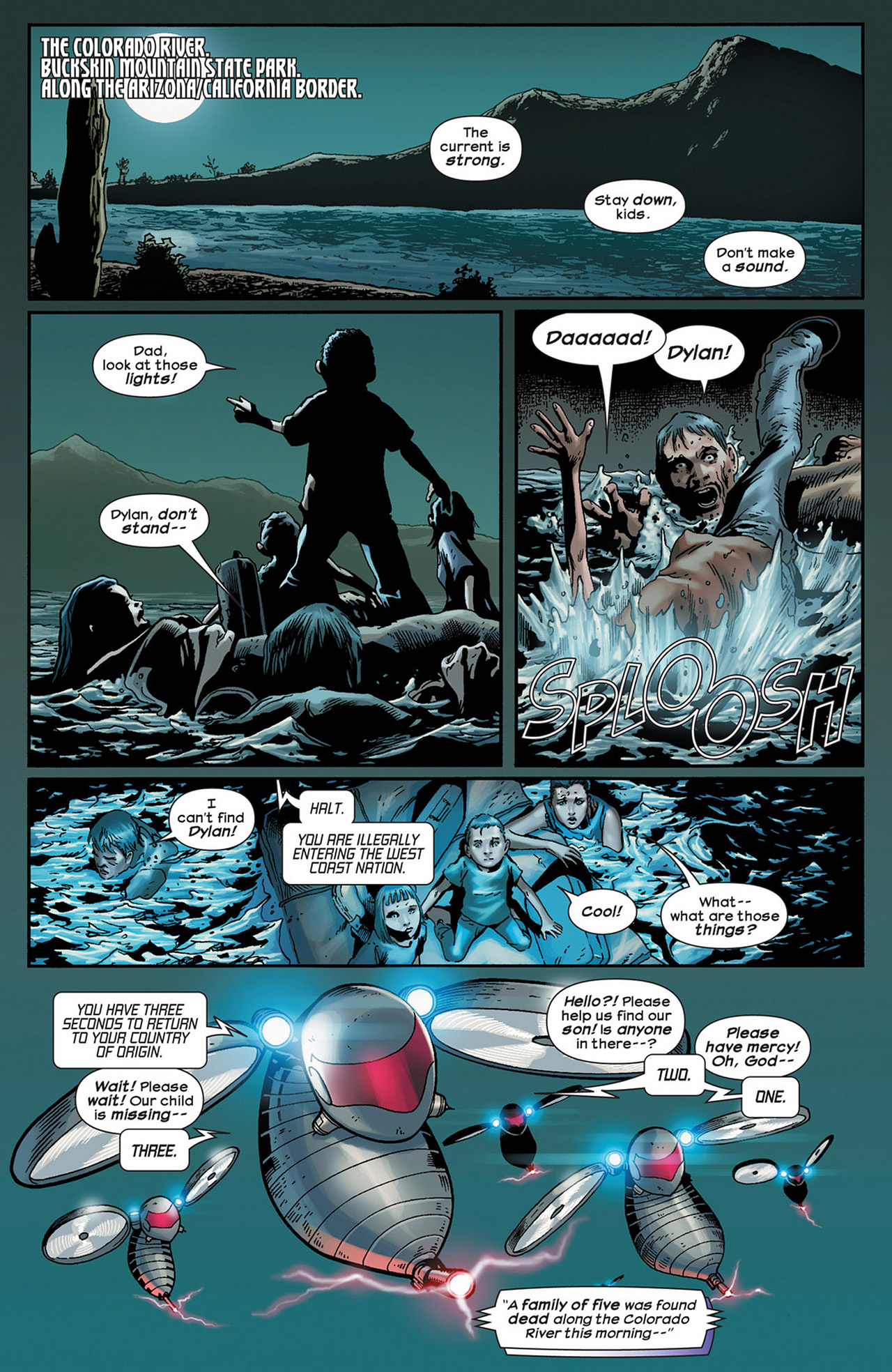 Read online Ultimate Comics Ultimates comic -  Issue #15 - 4