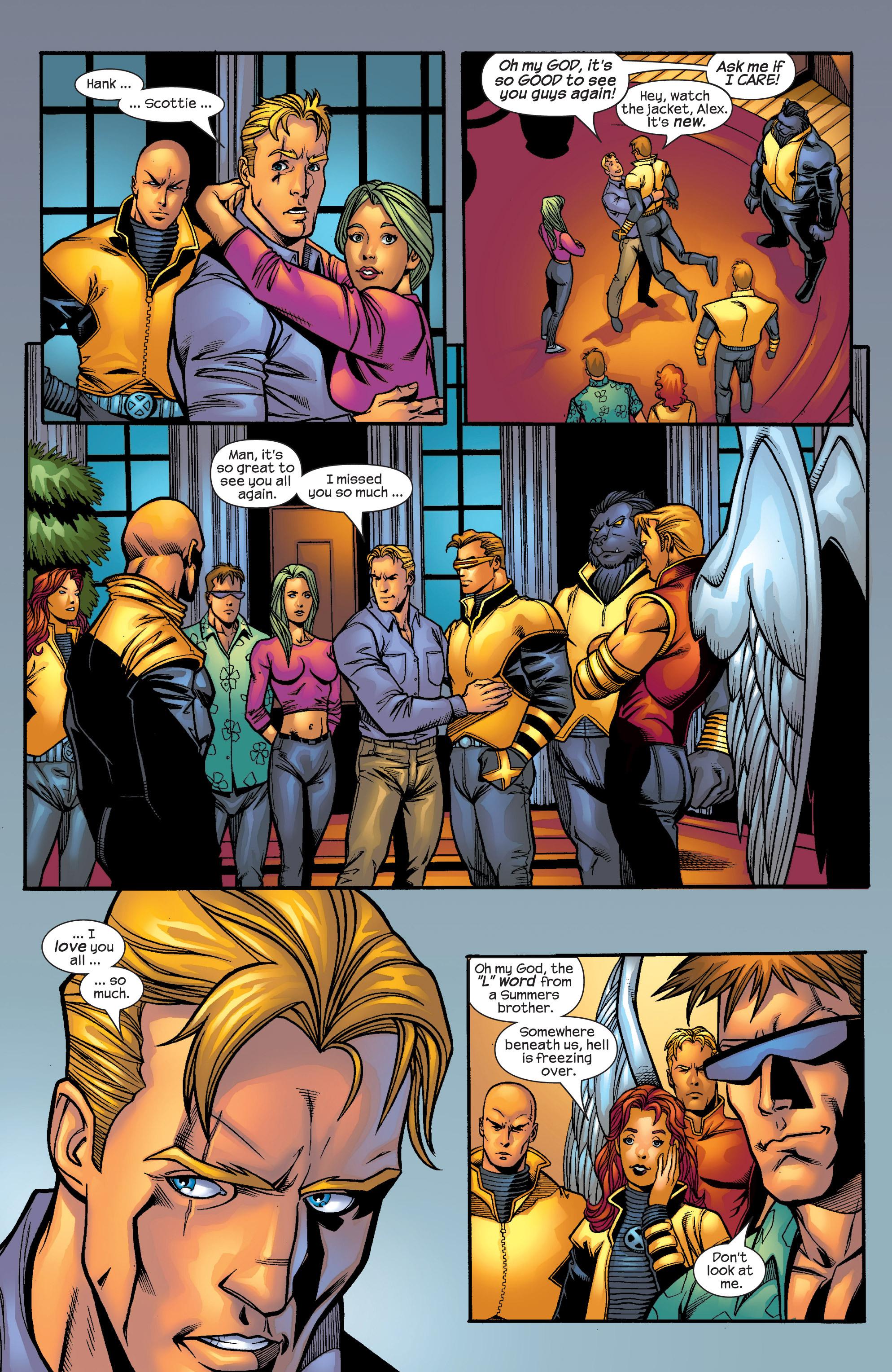Read online Uncanny X-Men (1963) comic -  Issue #421 - 8
