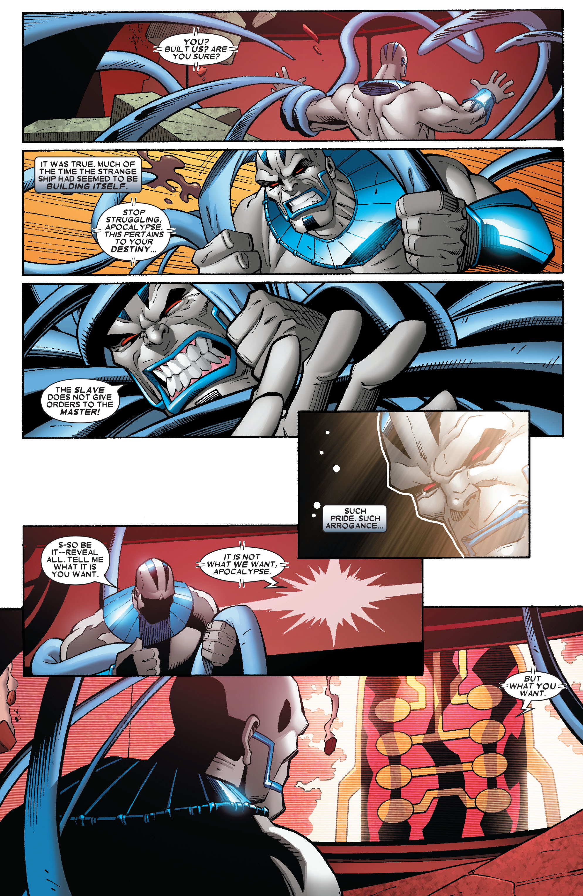 X-Men (1991) 186 Page 25